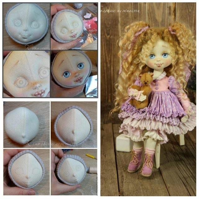 Куклы своими руками как бизнес 28